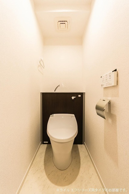 原市マンション 03050号室のトイレ