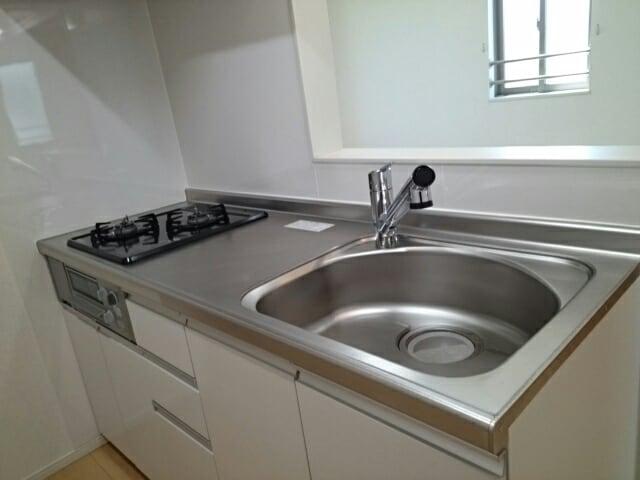 シュティル ラフレシール 02030号室のキッチン