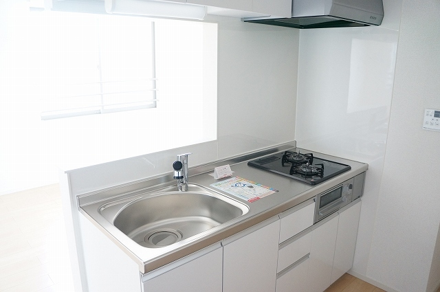 シュティル ラフレシール 03010号室のキッチン