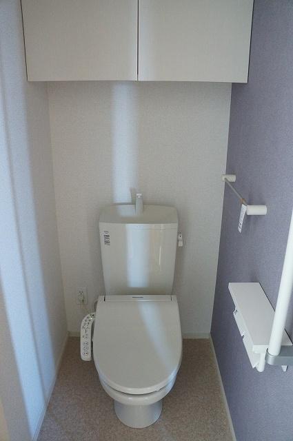 シュティル ラフレシール 03010号室のトイレ
