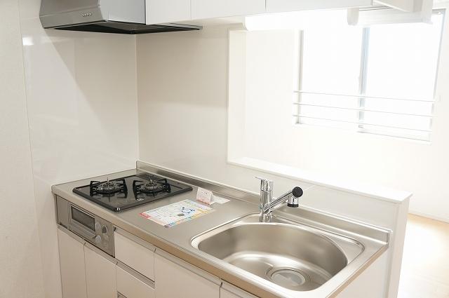シュティル ラフレシール 03030号室のキッチン