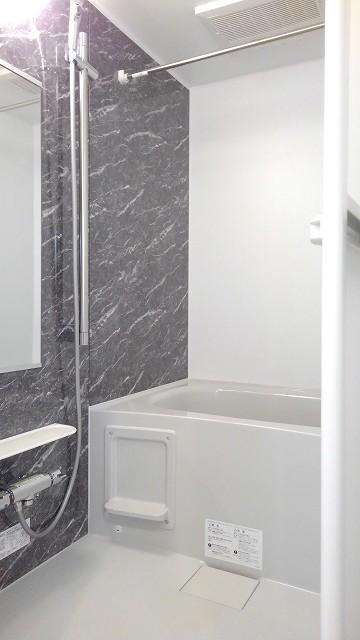 プロムローズST 01020号室の風呂