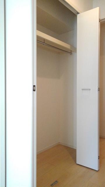プロムローズST 01020号室の収納
