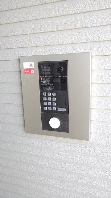 プロムローズST 01020号室のセキュリティ