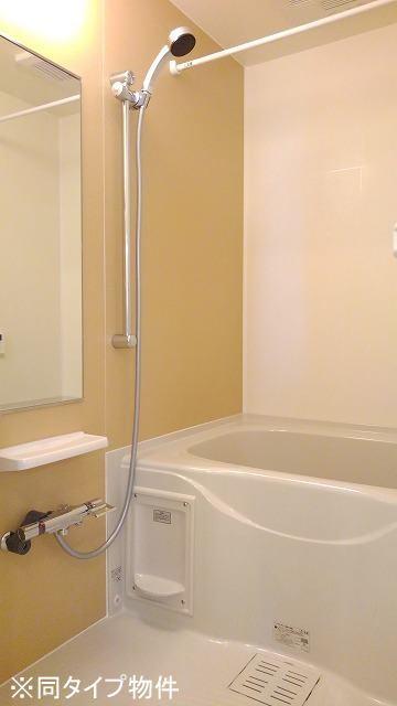 プロムローズST 01030号室の風呂