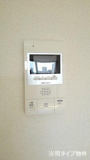 プロムローズST 01030号室のセキュリティ