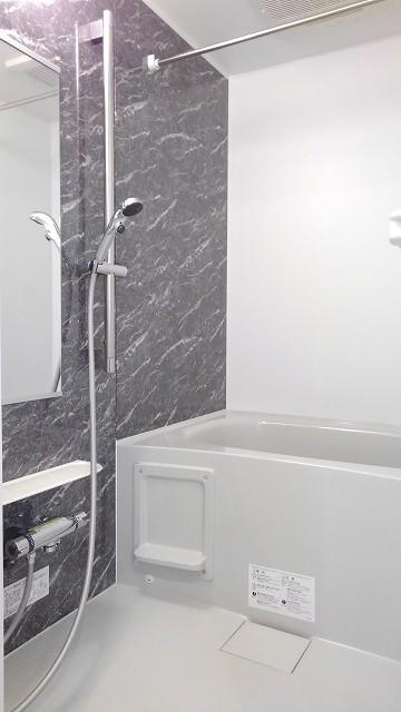プロムローズST 02030号室の風呂