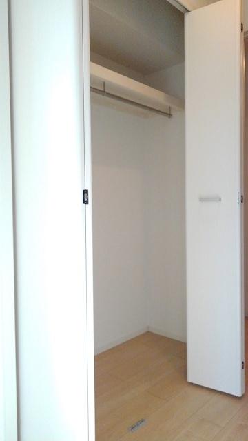プロムローズST 02030号室の収納