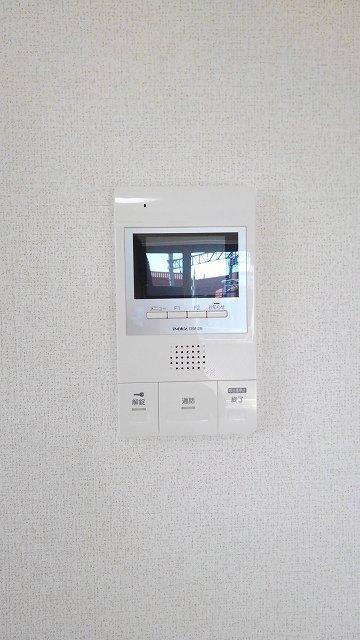 プロムローズST 02030号室のセキュリティ