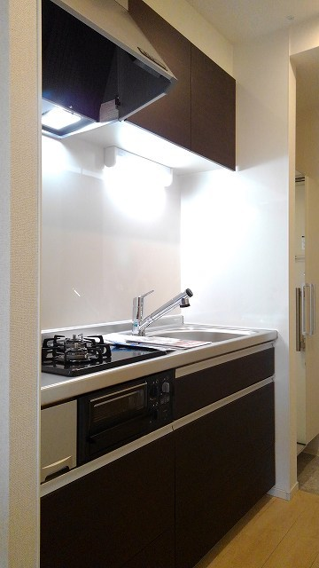プロムローズST 03020号室のキッチン