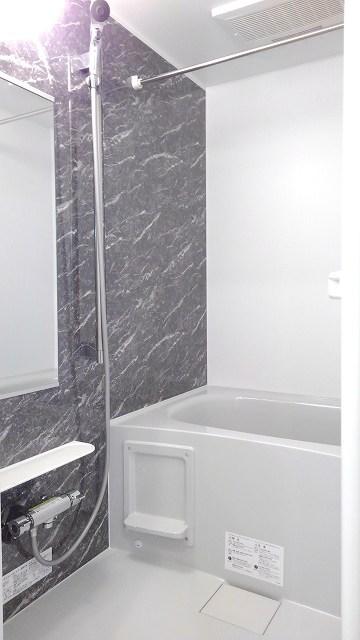 プロムローズST 03020号室の風呂