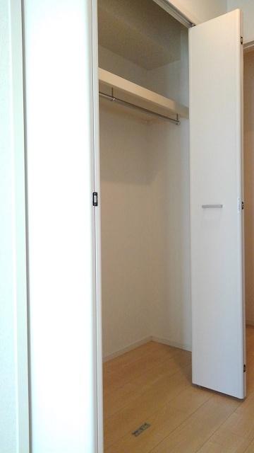 プロムローズST 03020号室の収納