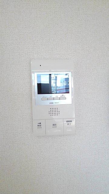 プロムローズST 03020号室のセキュリティ