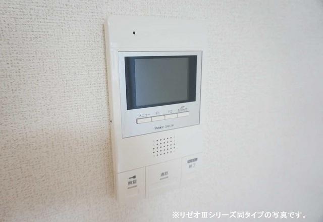 リーブル 01030号室のセキュリティ