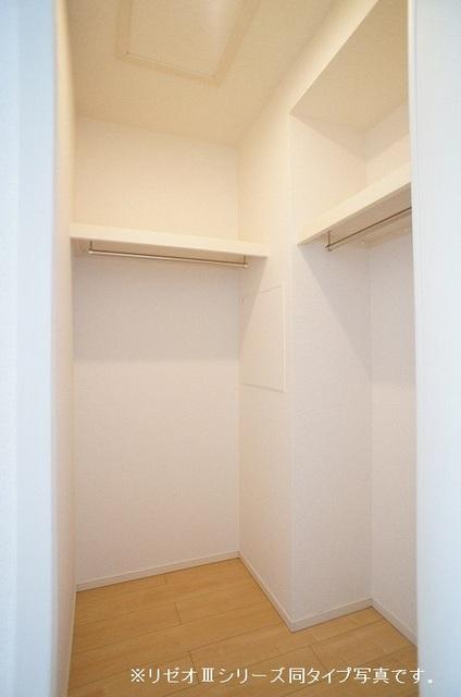 リーブル 01030号室の収納