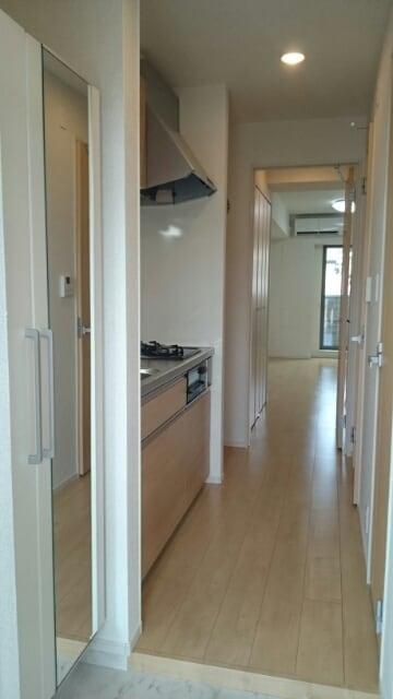 リーブル 02020号室のキッチン