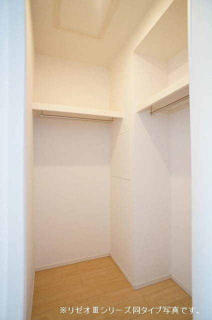 リーブル 03030号室の収納