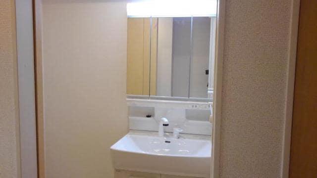 リベルテB 01010号室のトイレ
