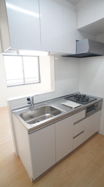 グランベルテⅤ 03010号室のキッチン