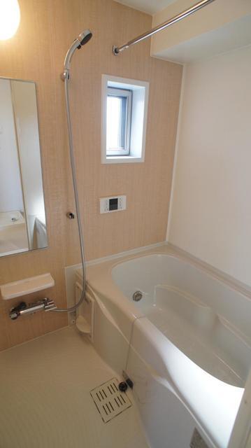 グランベルテⅤ 03010号室の風呂
