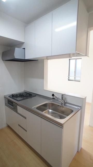 グランベルテⅤ 03050号室のキッチン