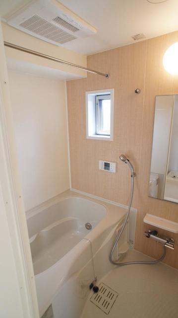 グランベルテⅤ 03050号室の風呂