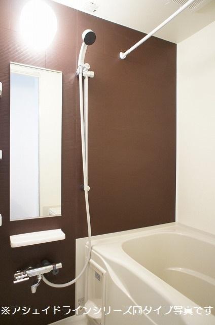 クラリスフィールド 02020号室の風呂