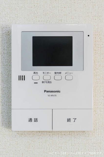 エレガンス・壱番館 01030号室のセキュリティ