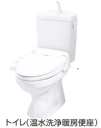 エクセレント タウン 02020号室のトイレ