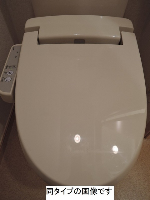 WIN12 02030号室のトイレ