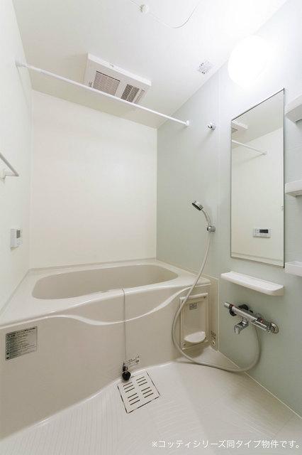 カーサ・ユーク 01010号室の風呂