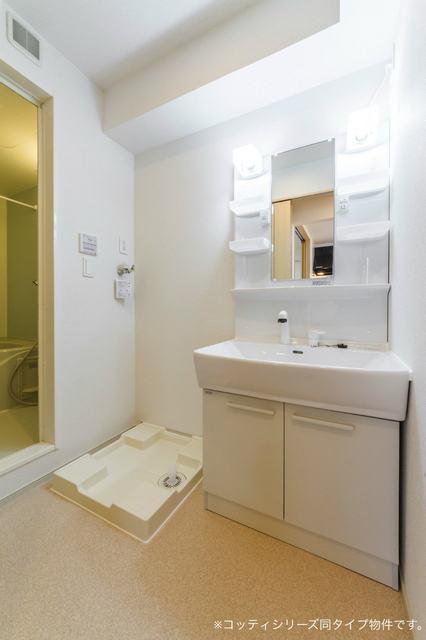 カーサ・ユーク 01020号室の洗面所