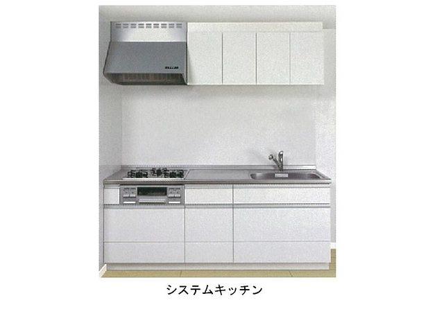 レジデンシアC 02030号室の設備