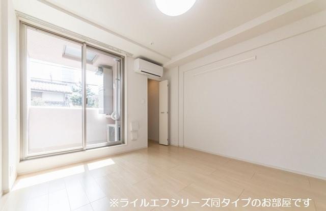 サニー・ブライト桜木 01020号室のバルコニー