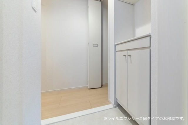 サニー・ブライト桜木 04040号室の玄関