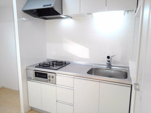 グレート・フォンテーヌⅡ 02020号室のキッチン