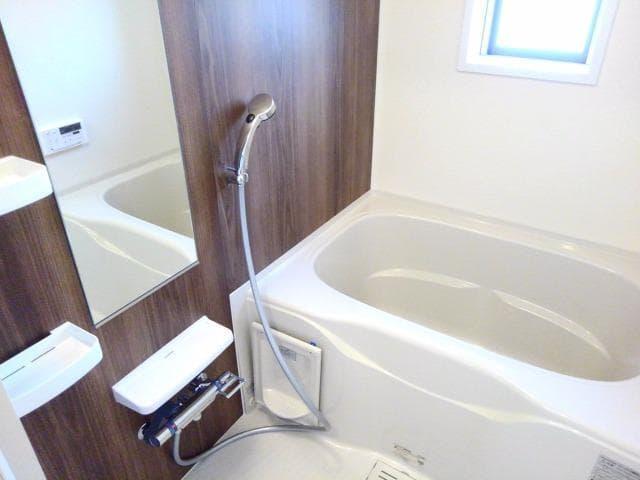 グレート・フォンテーヌⅡ 02020号室の風呂