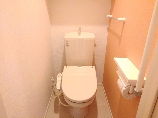 グレート・フォンテーヌⅡ 02020号室のトイレ