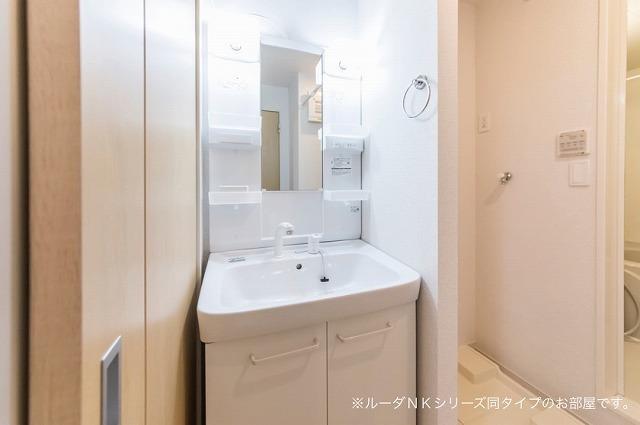 エスポワール道 01030号室の洗面所