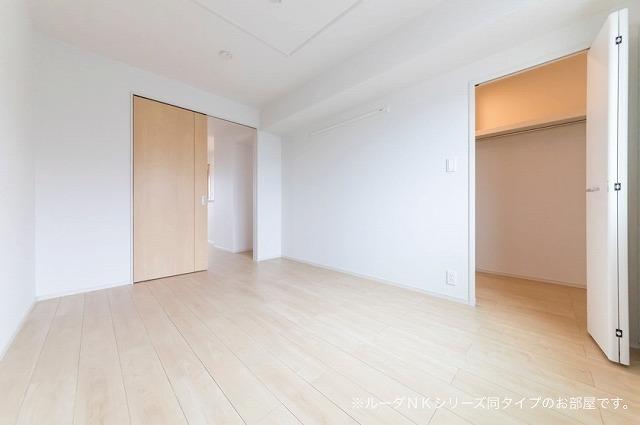 エスポワール道 01050号室の収納