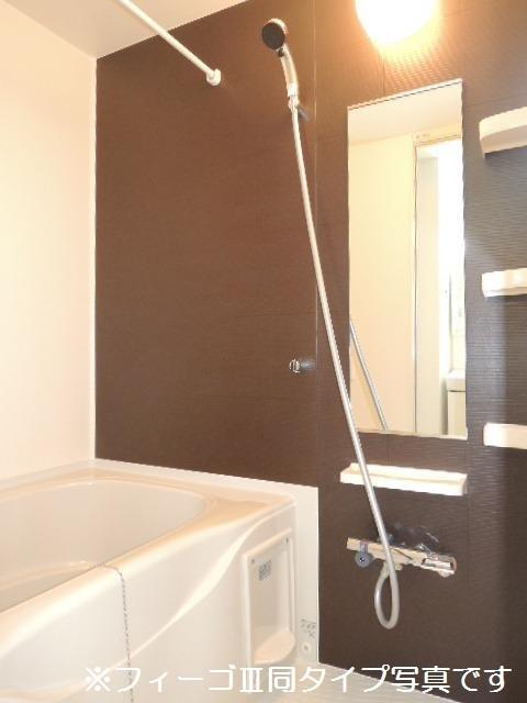 ブリリアント ガーデン 01010号室の風呂