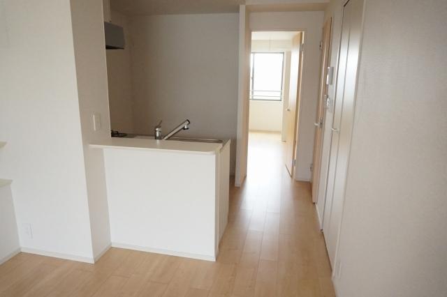 ブリリアント ガーデン 03040号室のキッチン