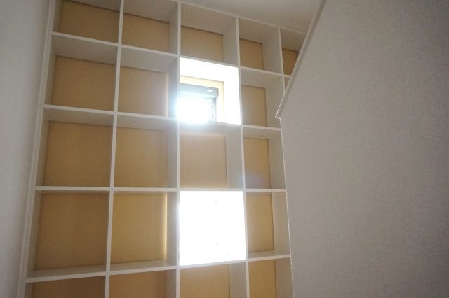 ブリリアント ガーデン 03040号室の収納
