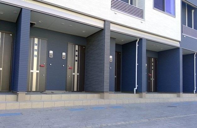 ブリリアント ガーデン 03040号室の駐車場