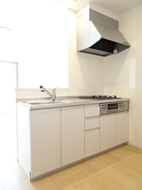 サニーコート駿河台 02020号室のキッチン
