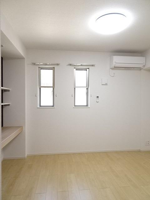 サニーコート駿河台 02020号室のベッドルーム