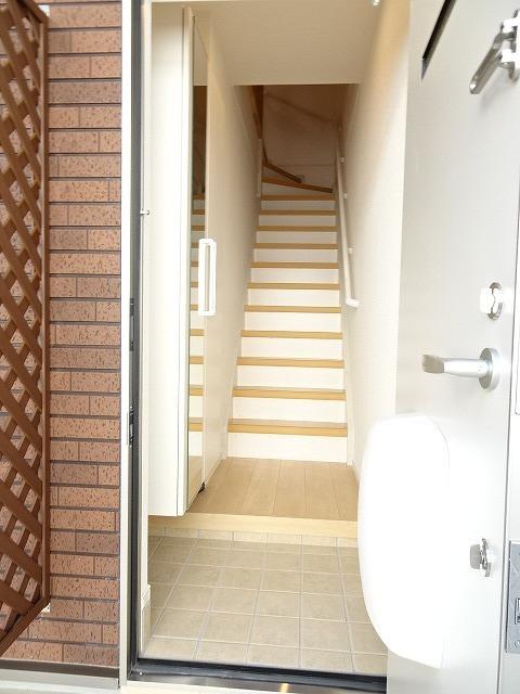 サニーコート駿河台 02020号室の玄関