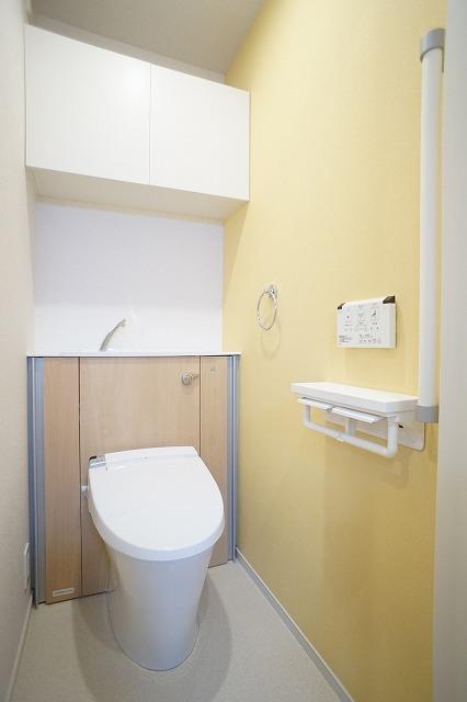 ブッシュ クローバー Ⅶ 01030号室のトイレ