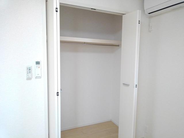 ローリン 02010号室の収納