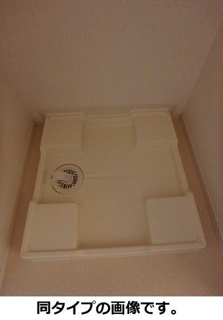 エスペランサB 01010号室の洗面所